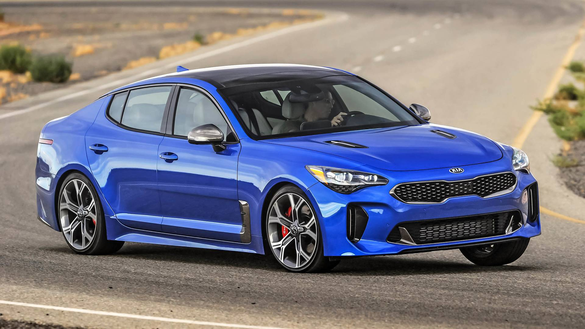 2018 Kia Stinger First Drive A Seriously Satisfying Performance Bargain