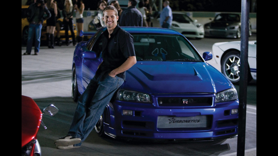 "Paul Walker al ""time attack"""