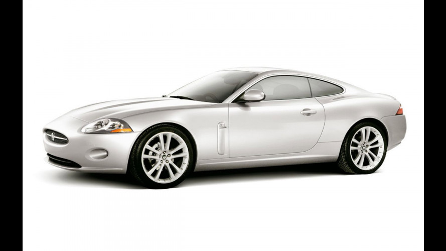 Jaguar XK Coupé 3.5 V8