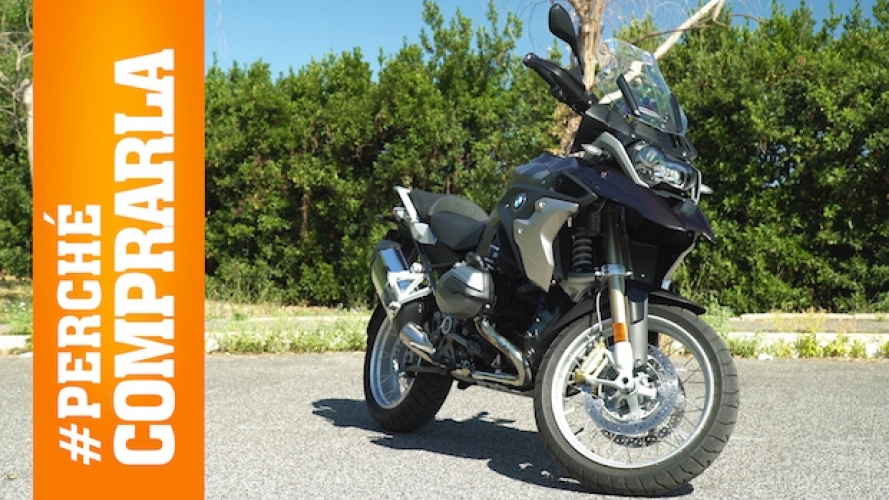 BMW R 1200 GS Exclusive: Perché comprarla... e perché no [VIDEO]