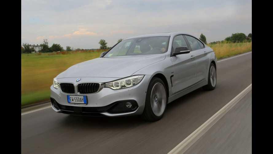 BMW Serie 4 Gran Coupé, l'eleganza del dinamismo
