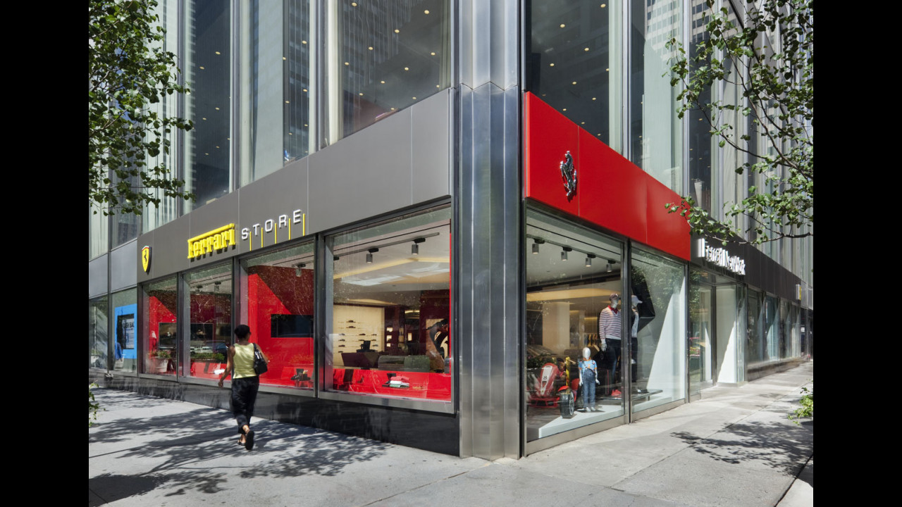 Ferrari Store New York