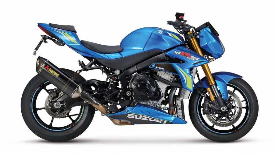 """Suzuki, ecco la GSX-R1000R """"senza veli"""""""