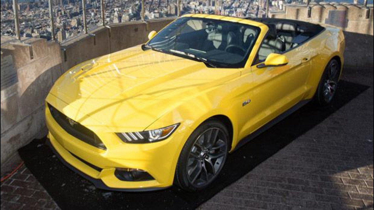 [Copertina] - Ford Mustang GT 50 Year Edition