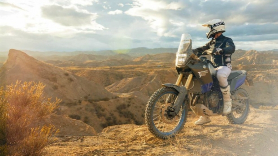 Yamaha, la Ténéré 700 World Raid sfreccia nell'Australia selvaggia