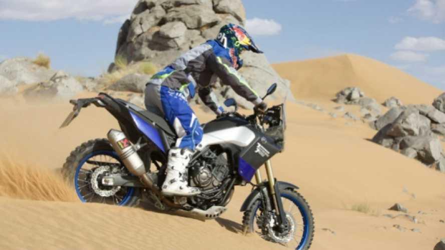 Yamaha, la Ténéré 700 World Raid sbarca in Africa