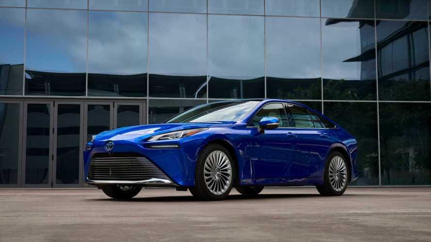 2021 Toyota Mirai ABD'de tanıtıldı, aralıkta satışta
