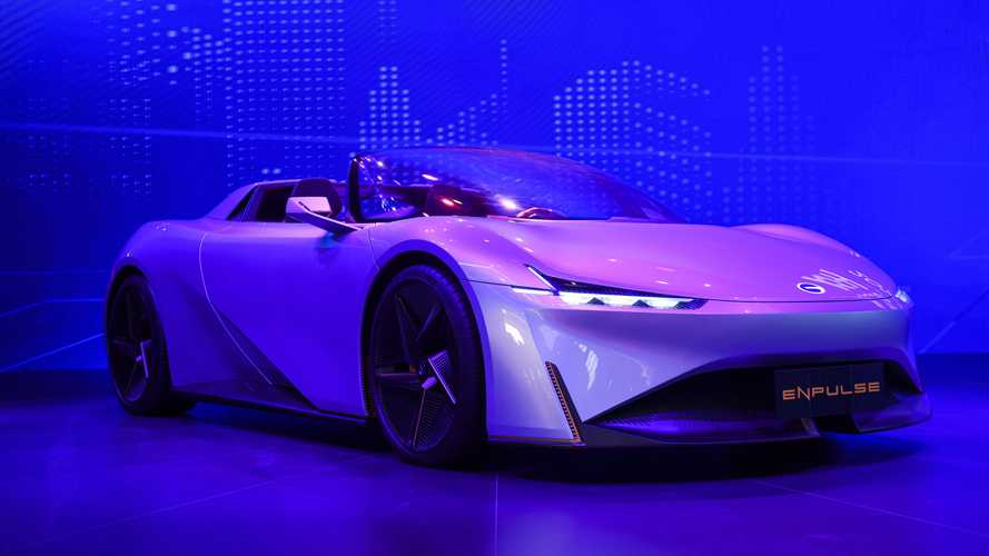 GAC Enpulse concept is a Tesla Roadster rival from China