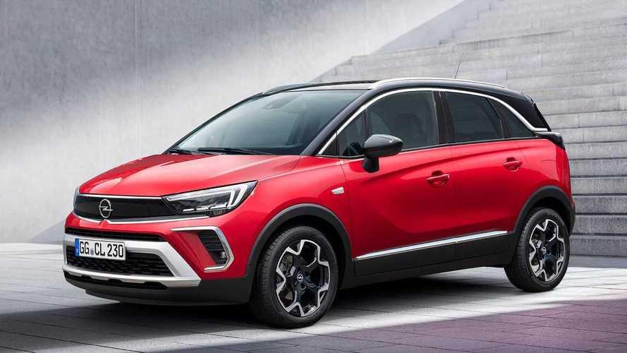 Opel Crossland restyling, ecco prezzi, allestimenti e optional