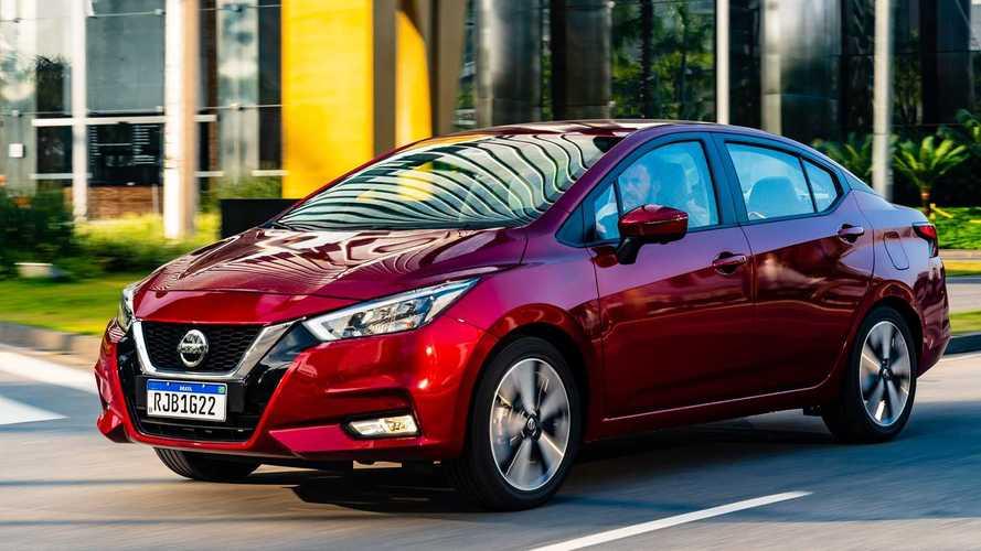 Novo Nissan Versa muda conceitos entre sedans com tecnologias exclusivas