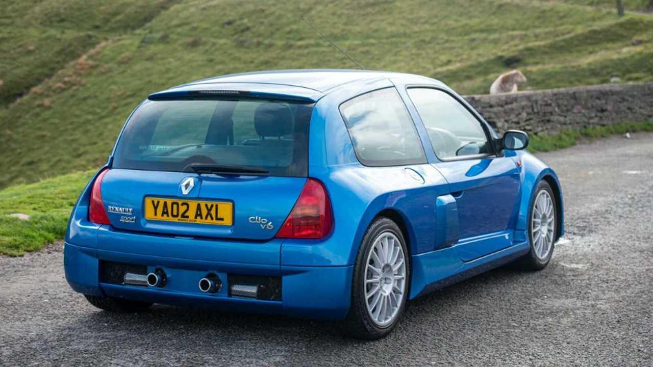 Renault Clio V6 (2002)