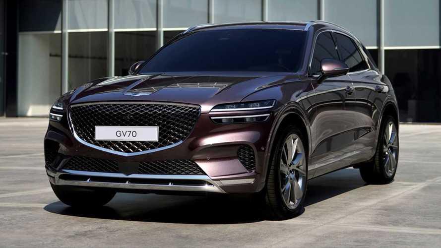 2021 Genesis GV70, 8 Aralık'ta resmen tanıtılacak