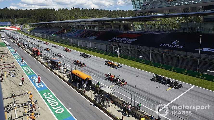 ¡La F1 prevé un calendario de 23 carreras en 2021!
