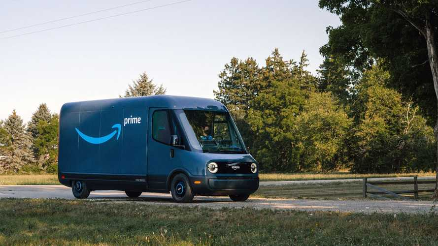 Amazon e Rivian, il furgone elettrico con il sorriso è servito