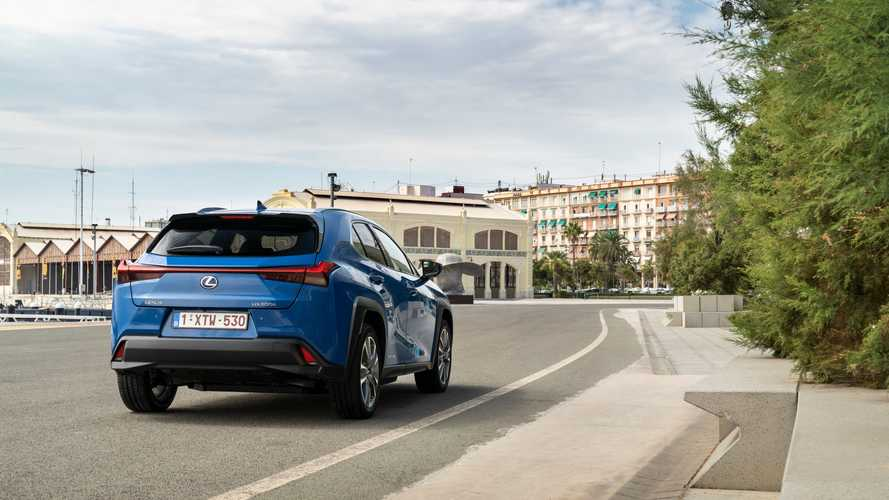 Conducimos el nuevo Lexus UX 300e 2020, el primer eléctrico de la casa