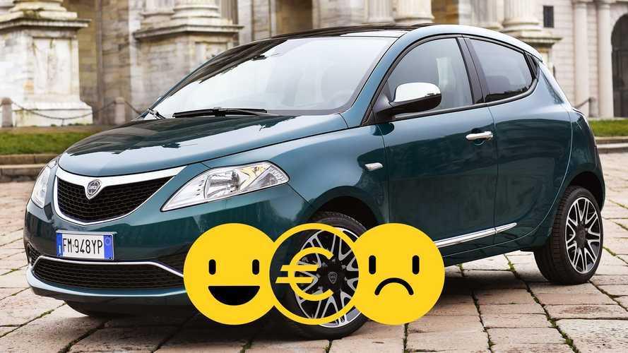 Promozione Lancia Ypsilon Hybrid, perché conviene e perché no
