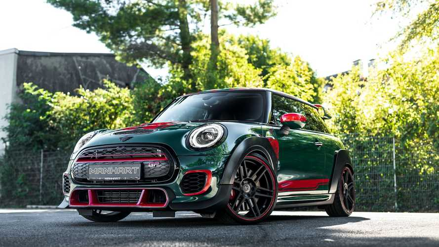 Christmas Comes Early With Manhart F350 Mini JCW
