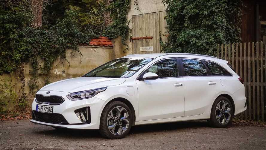 Kia Ceed Sportswagon Plug-in Hybrid (2020) im Dauertest, Teil 1