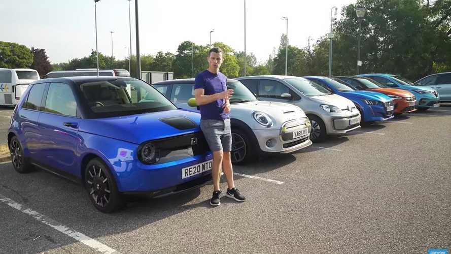 Watch This 'Drive Until Dead' Range Test Range Of Six Popular European EVs