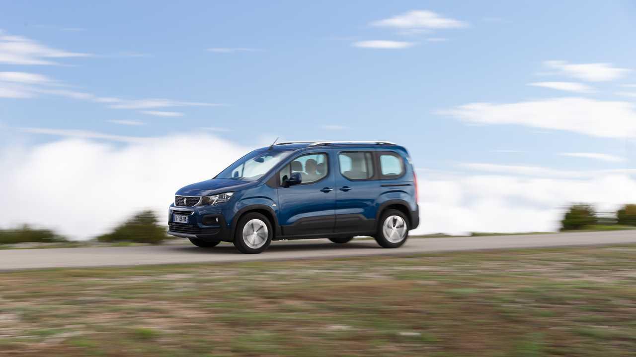 Commerciali leggeri (LCV) - Peugeot Rifter