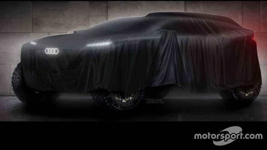 Audi disputará el Rally Dakar 2022