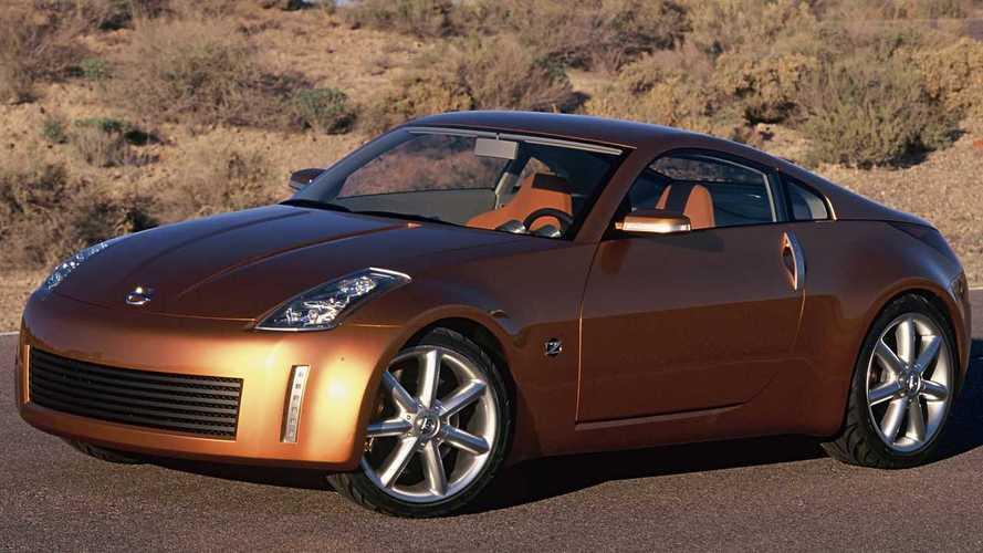 Concept oublié - Nissan Z Concept (2001)