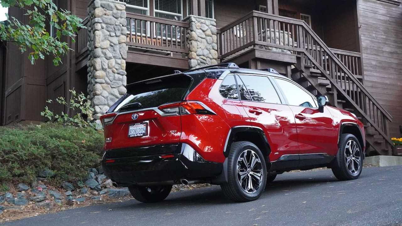 Toyota RAV4 Prime Test Drive