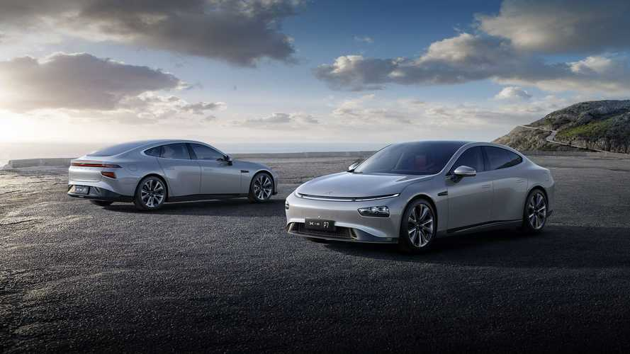 Xpeng EV Sales Up 483% In May 2021
