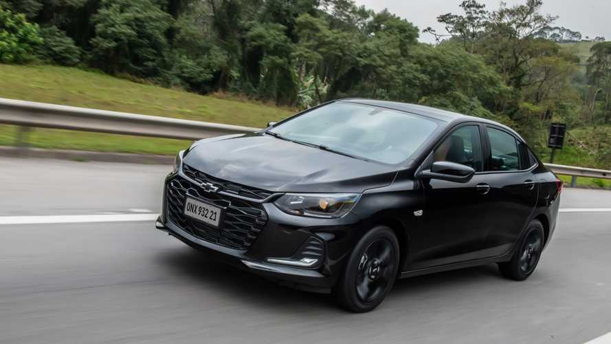 Chevrolet Onix e Onix Plus sobem de preço em fevereiro; veja a tabela completa