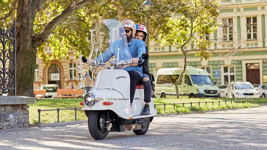 The Čezeta Electric Scooter Company Is For Sale