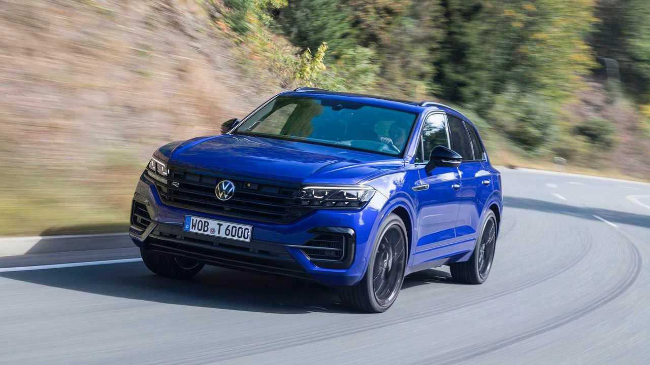 Volkswagen Touareg R eHybrid (PHEV) - movimento