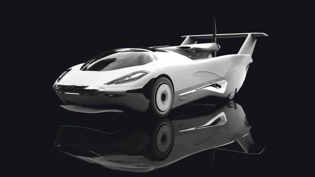 AirCar, coche volador