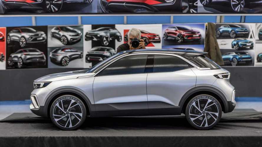 Opel Mokka (2020) Designprozess