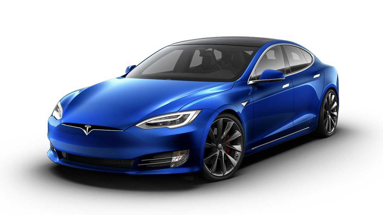 Tesla  Model S Plaid, il configuratore