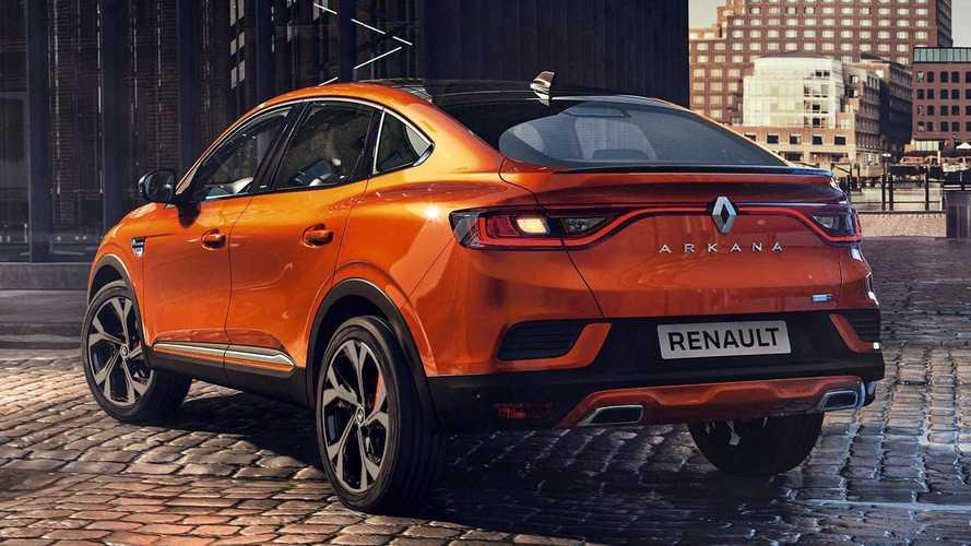 Renault Arkana: il SUV coupé ibrido prodotto con Samsung arriva nel 2022