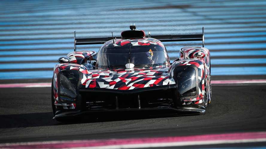 WEC news: Toyota reveals pictures of new Le Mans hypercar