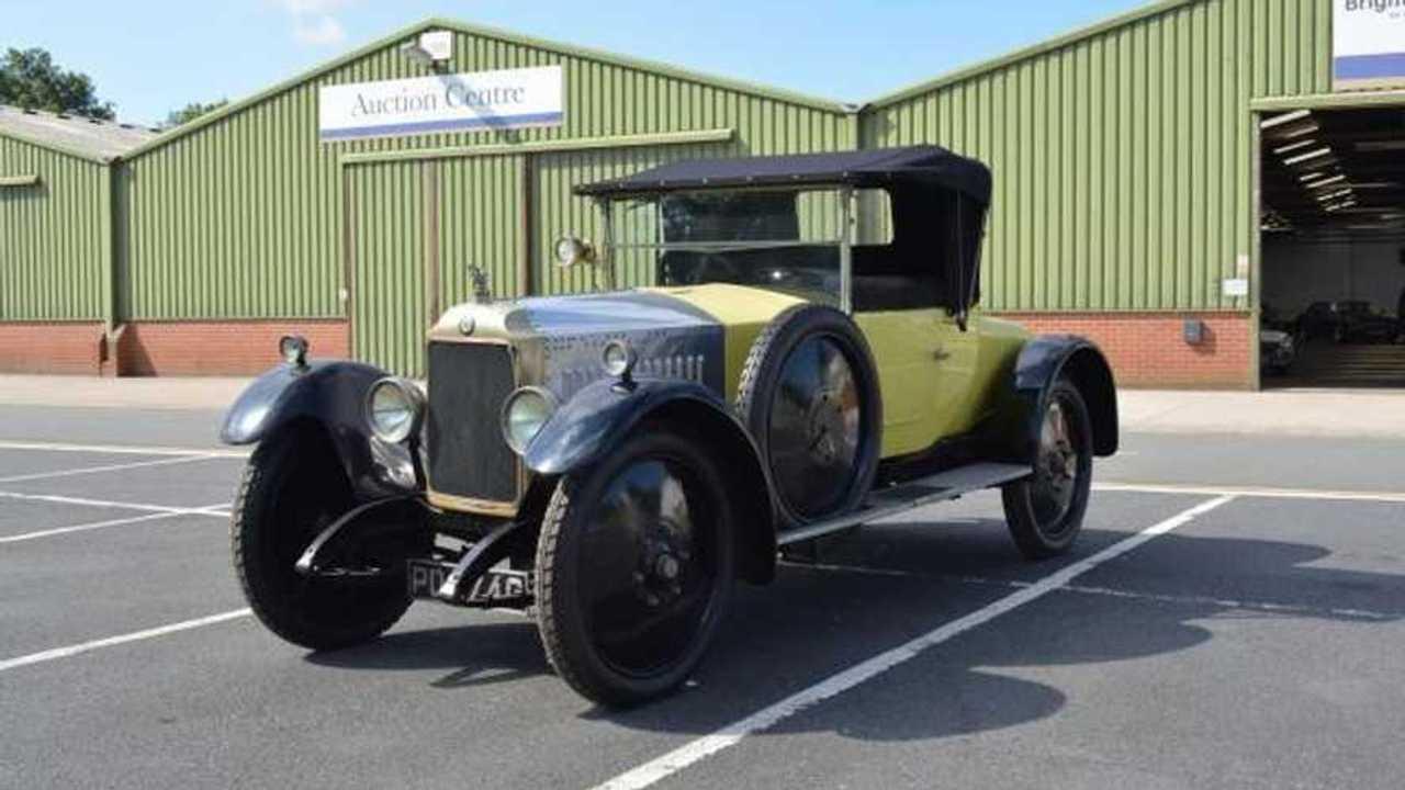 1924 - Vauxhall M-Type 14-40 Melton