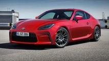 Nuova Toyota GT86, il rendering