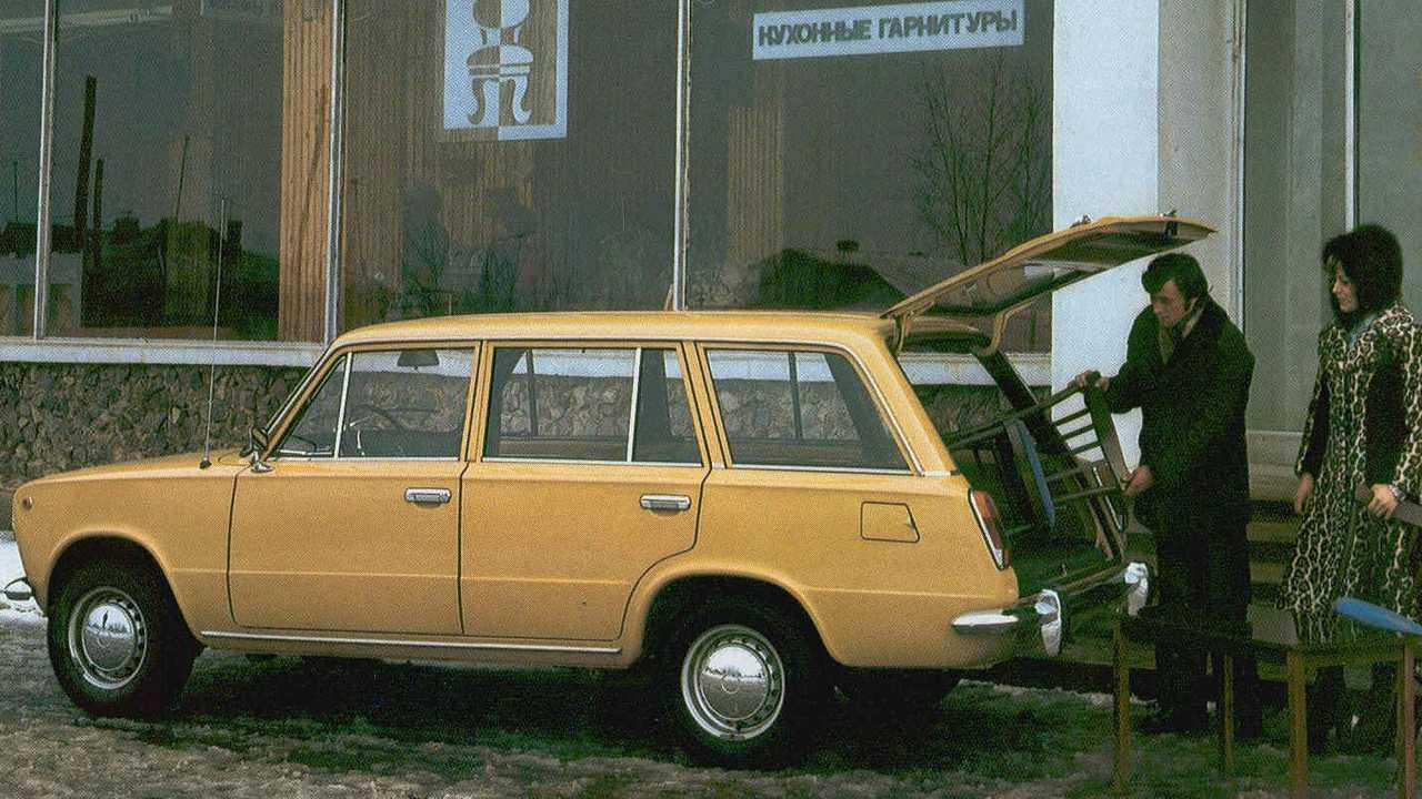 ВАЗ-2102 «Жигули»