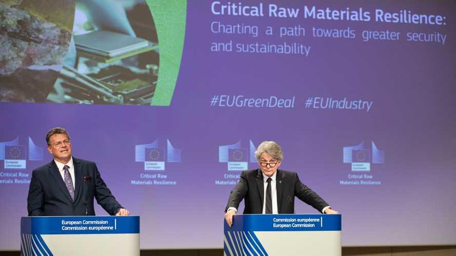 Basta dipendenza dall'Asia: svolta Ue sulle materie prime per le batterie
