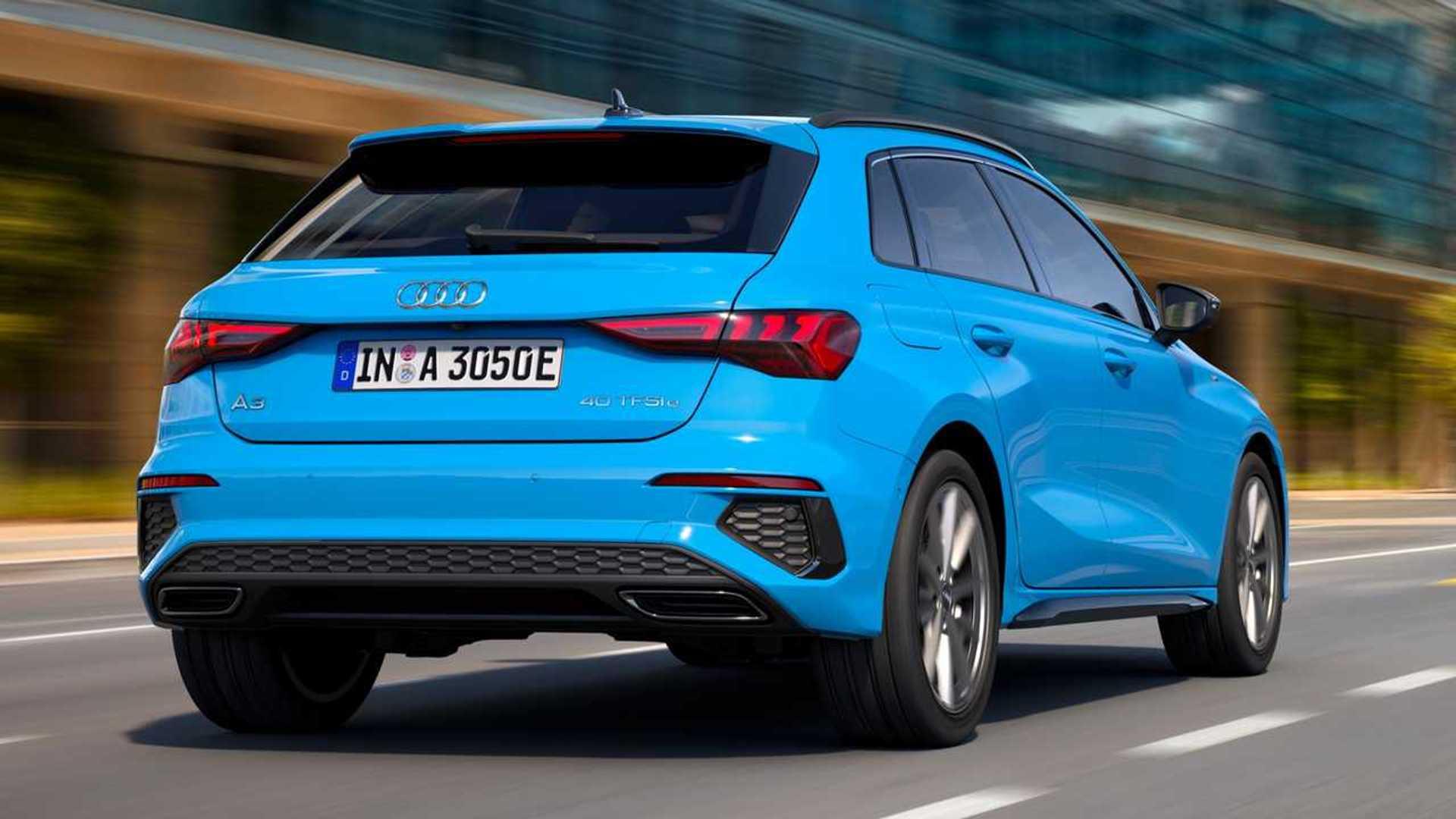 Novo Audi A3 Sportback híbrido faz até 71,4 km/l e seria ...