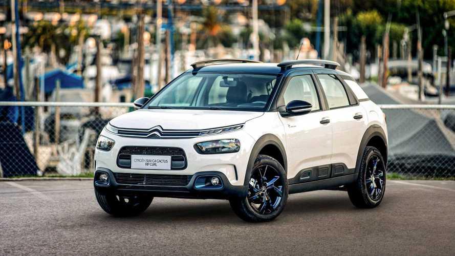 Citroën C4 Cactus ganha versão Rip Curl, mas por enquanto só  na Argentina