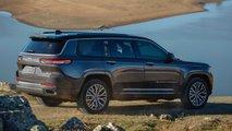 nuova jeep grand cherokee l sette posti