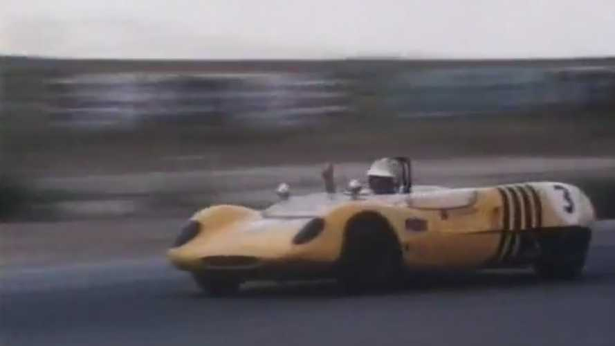 Before Star Wars, George Lucas used the force at Willow Springs Raceway