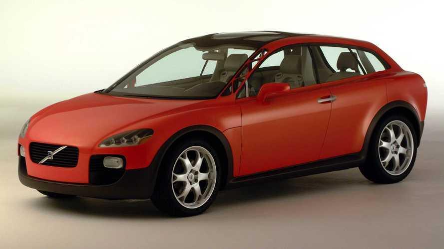 Concept oublié - Volvo SCC (2001)