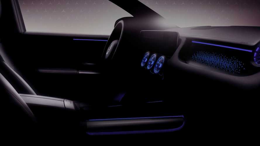 Mercedes EQA Electric Crossover Teased With Up To 268 Horsepower