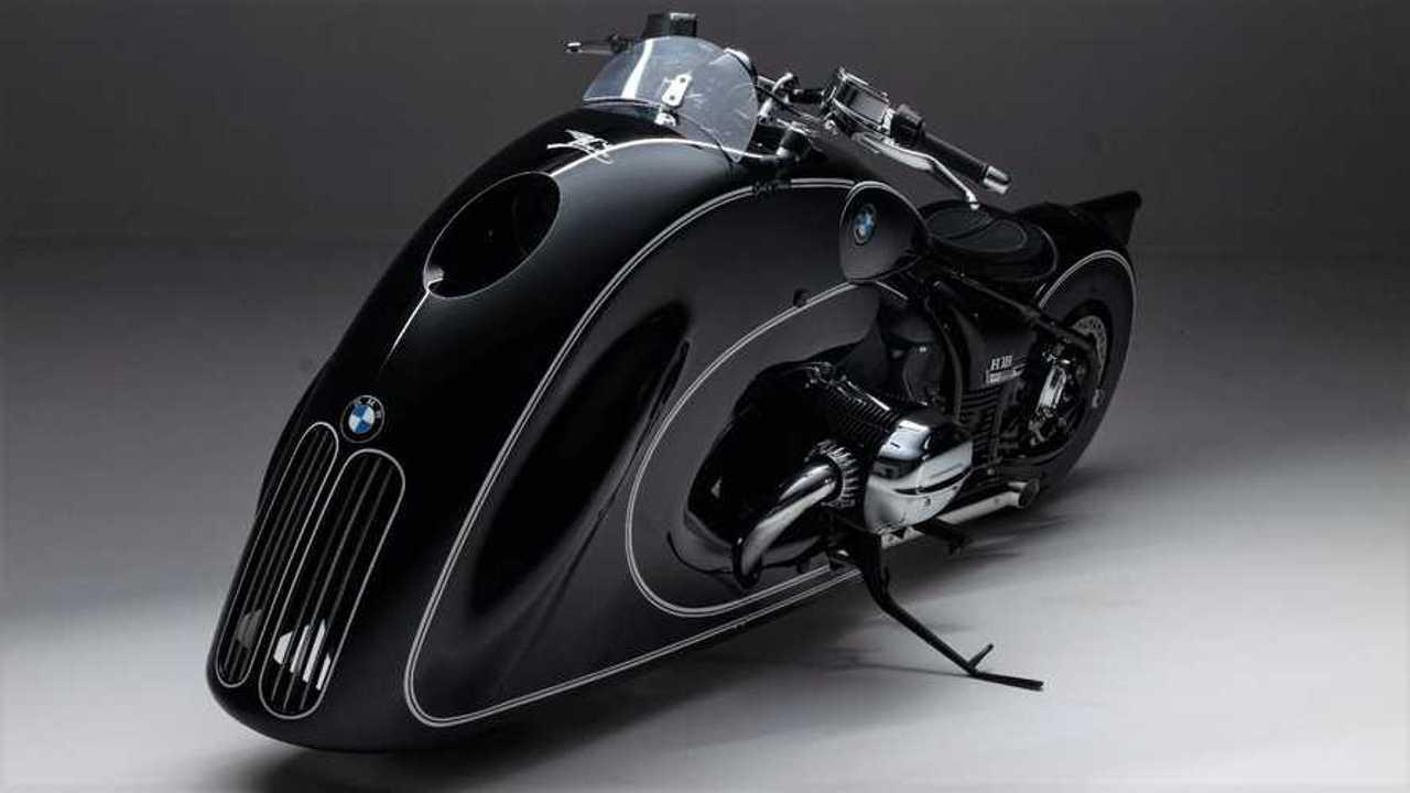BMW R 18 Spirit of Passion by Kingston Custom