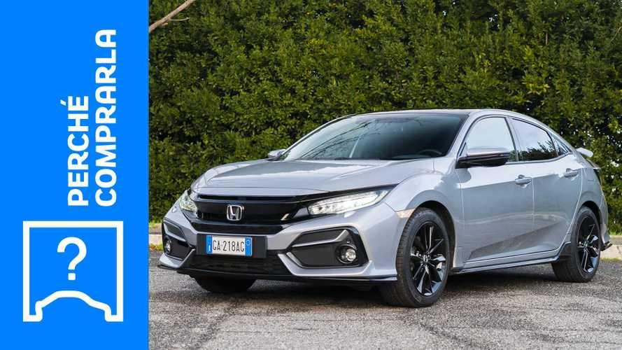 Honda Civic, perché comprarla e perché no