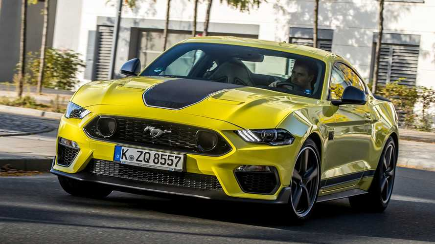 Ford Mustang crowned best-selling sports car in the world again