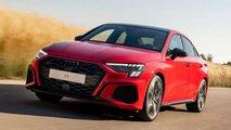 Audi S3 Sedan (2020) im Test